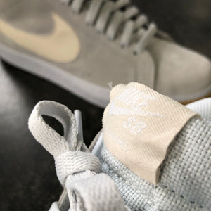Nike SB Blazer Mid Photon Dust/Light Cream