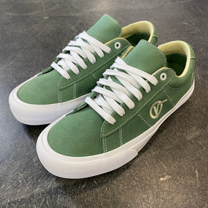 Vans Saddle Sid Hedge Green