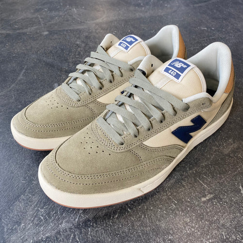 New Balance Numeric NM 440 GNT Olive/Cream