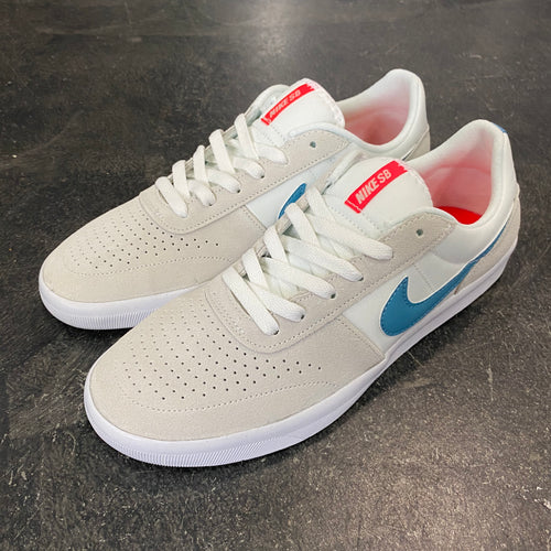 Nike SB Team Classic Summit White/Cerulean White
