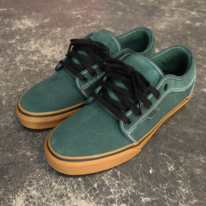 Vans Chukka Low Trekking Green/Black