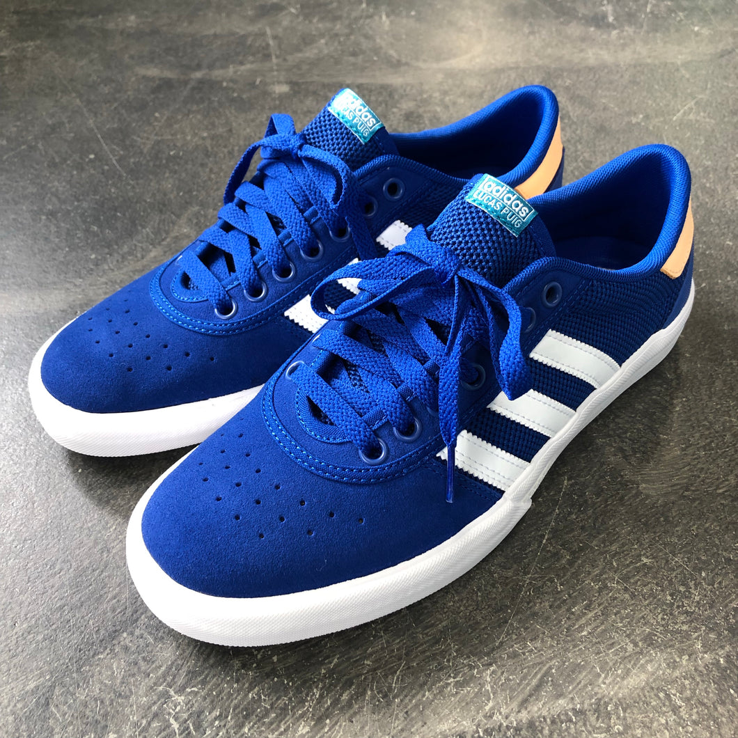 Adidas Lucas Premiere Royal/White