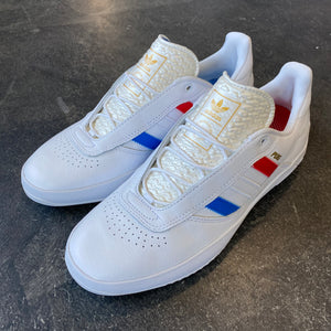 Adidas Puig White/Blue/Red