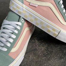 Vans Old Skool Pro Washout Peach/Blue