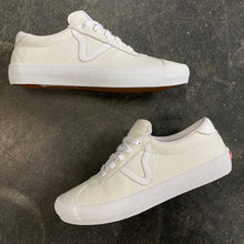 Vans Epoch Sport Pro White Leather