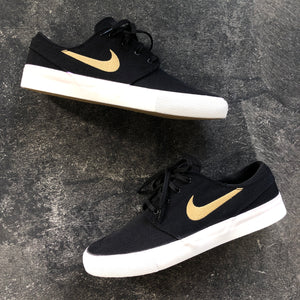 Nike SB Janoski Canvas RM Black/Club Gold