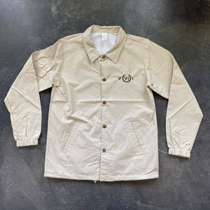 561 Windbreaker Coaches Jacket Tan