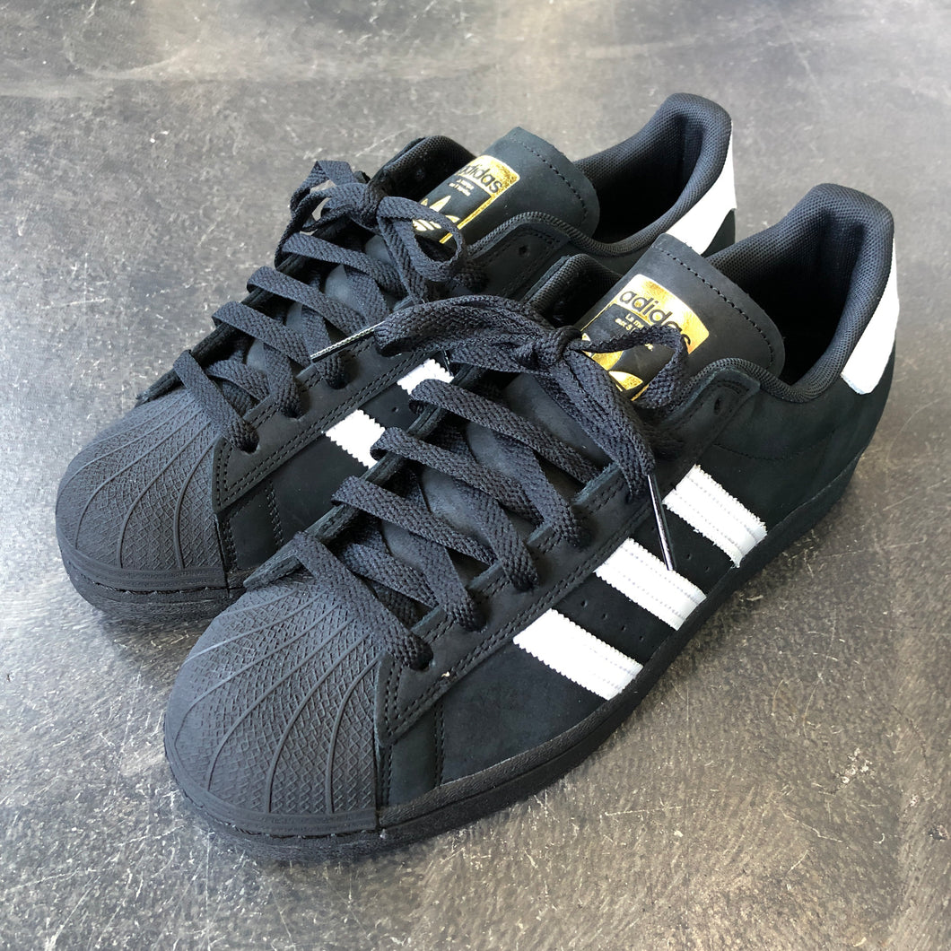 Adidas Superstar ADV Black/White/Gold