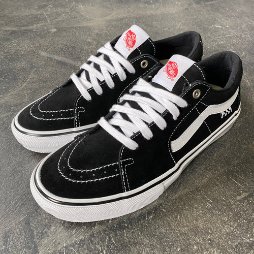 Vans Skate Sk8-Low Black/White