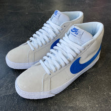 Nike SB Blazer Mid White/Team Royal