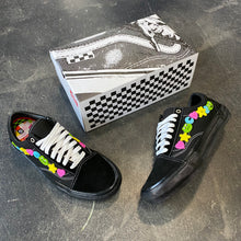 Vans Skate Old Skool LTD Frog Black/Black