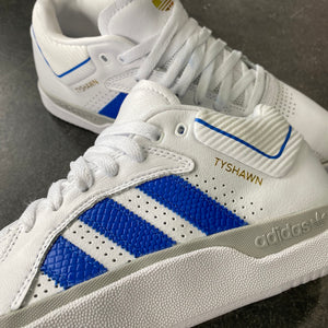 Adidas Tyshawn White/Blue