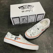 Vans X No Comply Slip On Pro Daniel Johnston