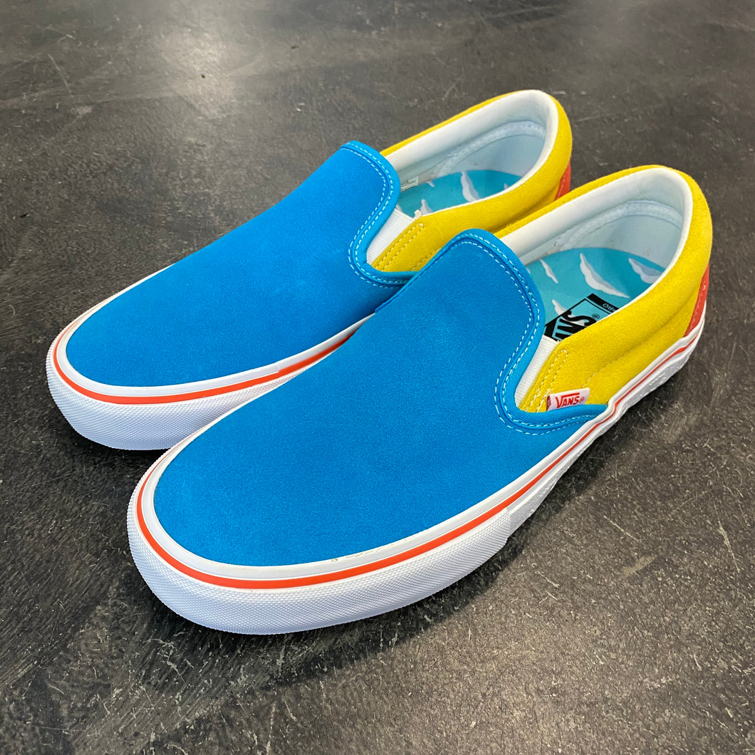 Vans Slip On Pro The Simpsons