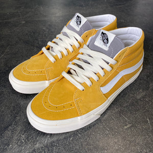 Vans Sk8 Mid (Retro Sport) Honey Gold Marshmallow