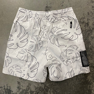 Nike SB Water Short Paradise Print White/Black