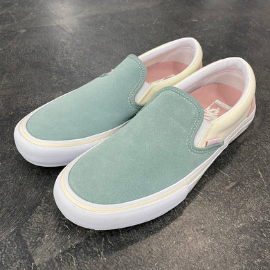 Vans Slip On Pro Washout Blue/Antique