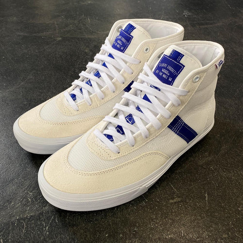 Vans Crockett High Pro Quasi White