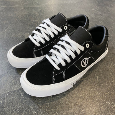 Vans Saddle Sid Pro Black/White