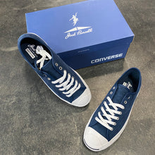 Converse Cons X Polar Jack Purcell Navy