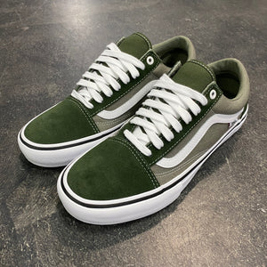 Vans Old Skool Pro Forest/White