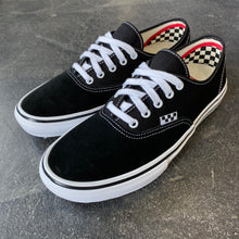 Vans Skate Authentic Black/White