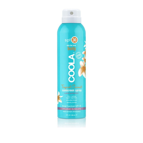 Coola Spray SPF 30 Tropical Coconut - Coola - Pepa Navarro Centro de Estética Avanzada