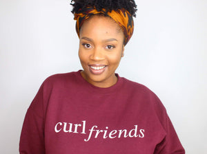 Curlfriends Sweatshirt