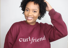 Load image into Gallery viewer, Curlfriends Sweatshirt