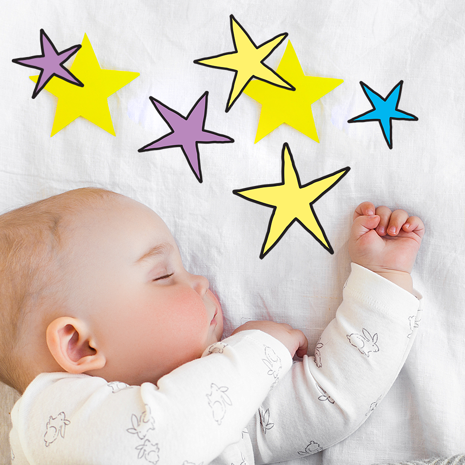Baby sleeping habits: tips for an easier snooze