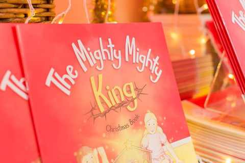 The Mighty Mighty King Christmas Book