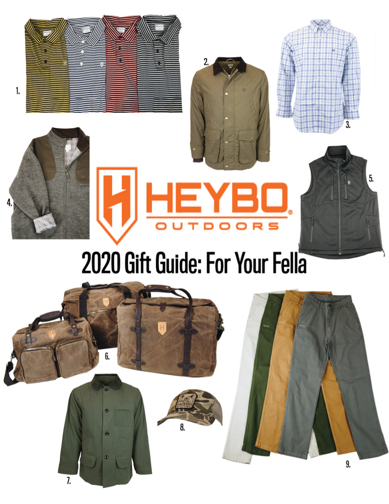 2020 Gift Guides: For Your Fella