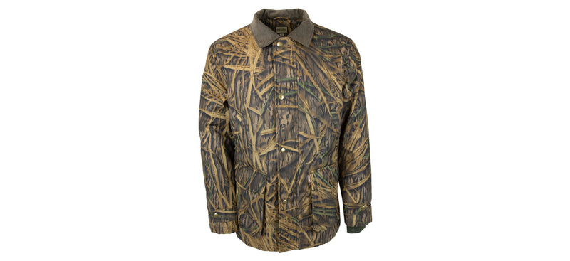 Heybo Outdoors Introduces The Moorland Waxed Jacket In  New Mossy Oak® Camo
