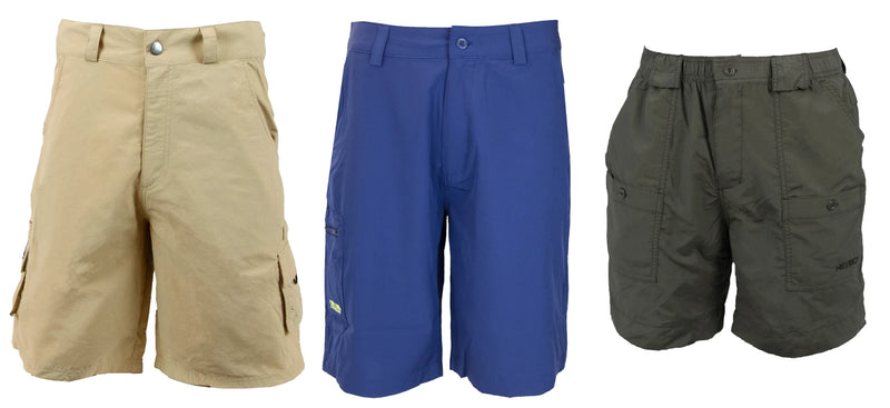 Heybo Outdoors Brings Versatile Short Options with New Spring Line