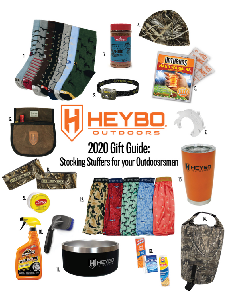 2020 Gift Guides: Stocking Stuffers for your Outdoorsman