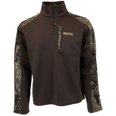 Outlaw Quarter Zip : Realtree Timber