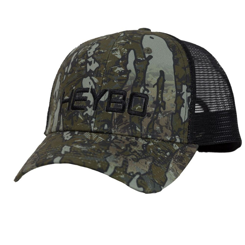 Evterra Standing Timber Camo Trucker
