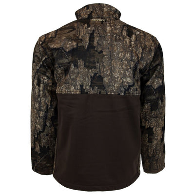The Landing Zone 1/4 Zip : Realtree Timber