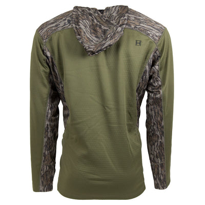 Outlaw Hoody : Olive|Bottomland - HeyboOutdoors