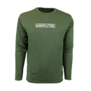 Reef Performance : Olive with Bottomland Logo