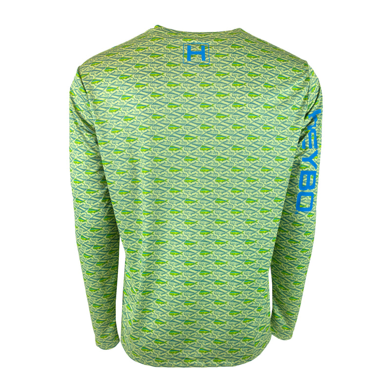 Pursuit Performance Tee : Mahi Stamp