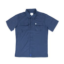 Boca Grande Fishing Shirt Short Sleeve : Youth