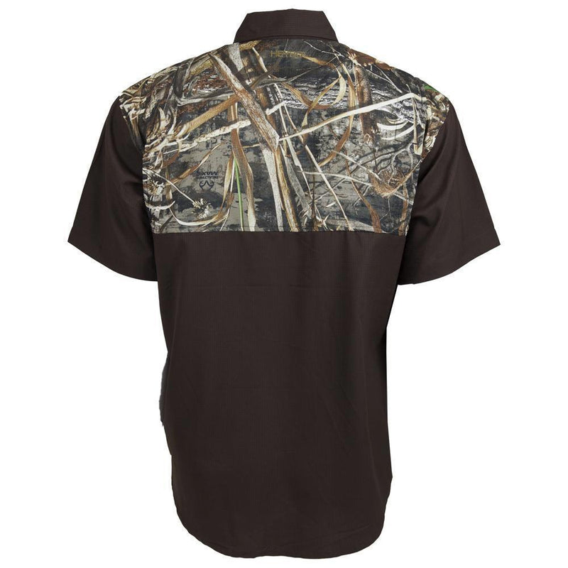 The Outfitter Shirt : Chocolate/Max-5