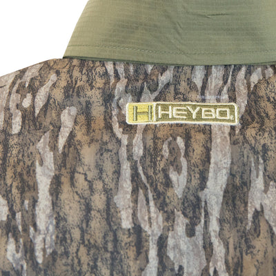 The Outfitter Shirt : Olive/Bottomland