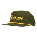 Old School Rope Snapback - Olive