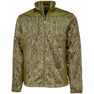Summit Softshell: Olive/Bottomland