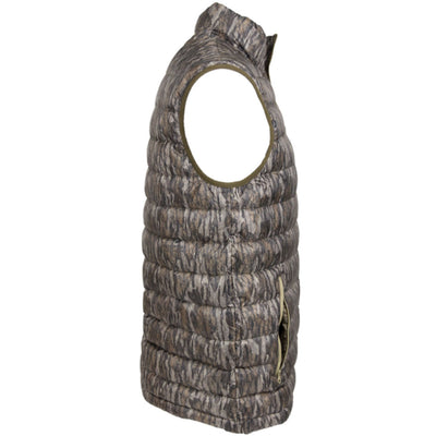 Down Vest : Bottomland