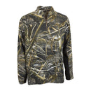 Field Fleece 1/4 Zip : Camo