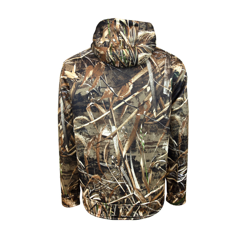 Timbers Technical Hoody: Realtree Max-5
