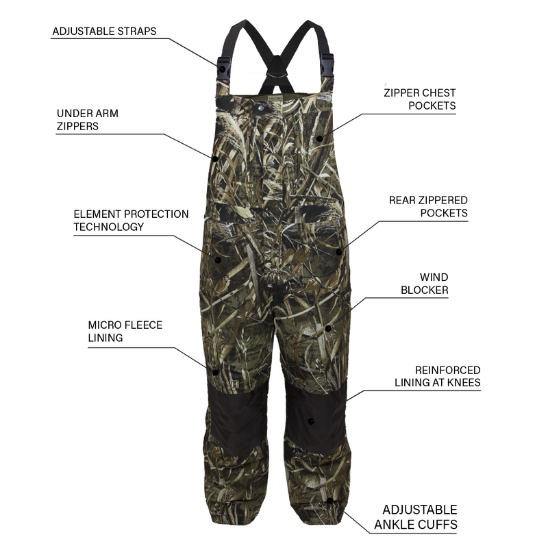 Expedition Bib : Realtree Max-5